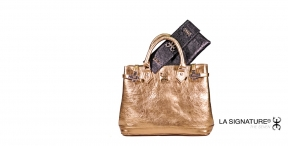06 LA SIGNATURE - HAND BAGS - THE SEVEN GOLD